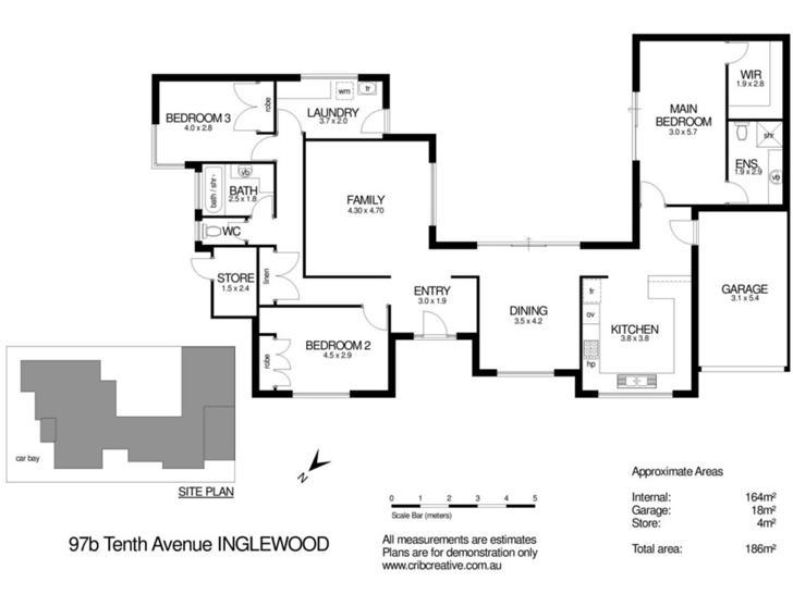 97B Tenth Avenue, Inglewood 6052, WA House Photo