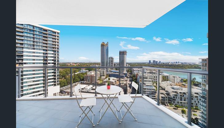1502/63 Shoreline Drive, Rhodes 2138, NSW Apartment Photo