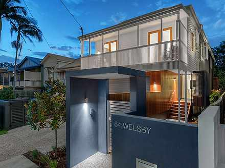 64 Welsby Street, New Farm 4005, QLD House Photo