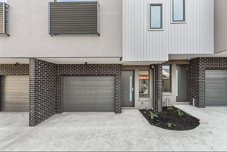 4/63 Royal Avenue, Springvale 3171, VIC Townhouse Photo