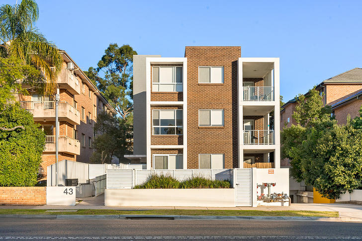 5/43 Macarthur Street, Parramatta 2150, NSW Unit Photo