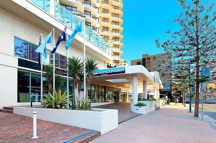 1106/18 Hanlan Street, Surfers Paradise 4217, QLD Apartment Photo