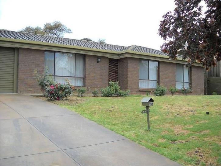 20 Abiona Street, Flagstaff Hill 5159, SA House Photo