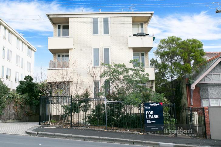8/953 Punt Road, South Yarra 3141, VIC Apartment Photo