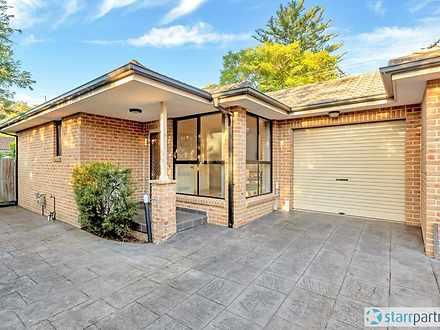 3/2A Brabyn Street, Denistone East 2112, NSW Villa Photo