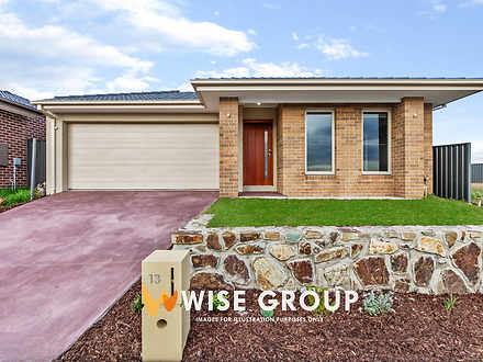13 Anja Way, Clyde North 3978, VIC House Photo