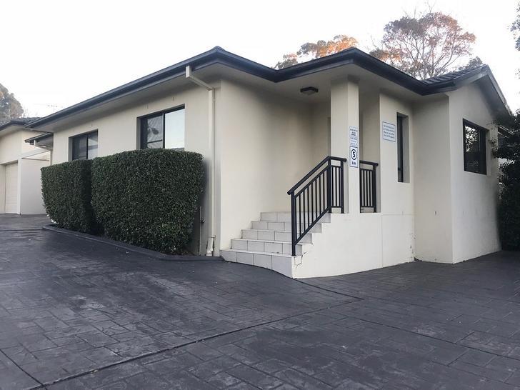 11/36-38 Watkins Road, Baulkham Hills 2153, NSW Townhouse Photo