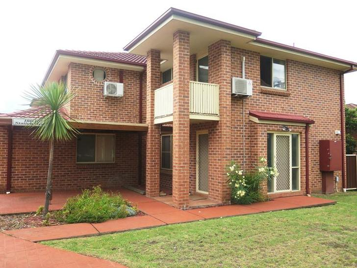 1/100 Station Street, Rooty Hill 2766, NSW Townhouse Photo