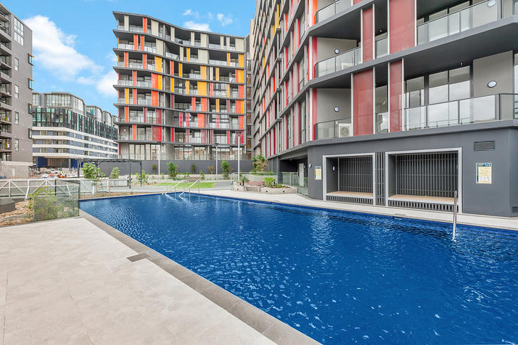 521B/118 Bowden Street, Meadowbank 2114, NSW Apartment Photo
