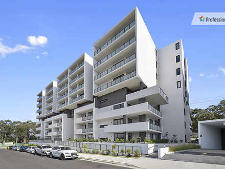 307/4 Herman Crescent, Rouse Hill 2155, NSW Apartment Photo