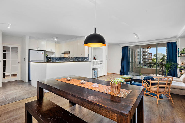 91/107-115 Pacific Highway, Hornsby 2077, NSW Apartment Photo