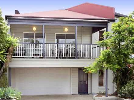 1/38 Collingwood Street, Paddington 4064, QLD Townhouse Photo