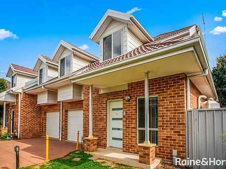 6/49 Australia Street, St Marys 2760, NSW Townhouse Photo