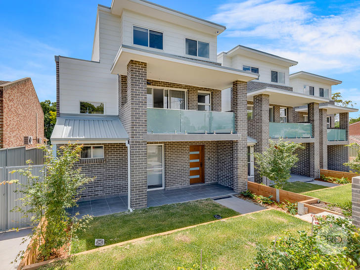 4/153 Stafford Street, Penrith 2750, NSW Townhouse Photo