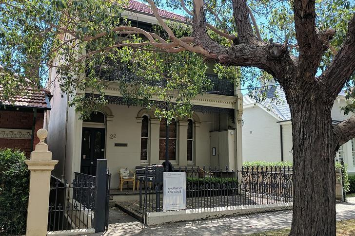 2/22 The Boulevarde, Lewisham 2049, NSW Studio Photo