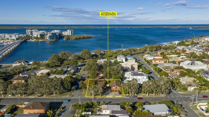1/14 Milton Street, Paradise Point 4216, QLD House Photo