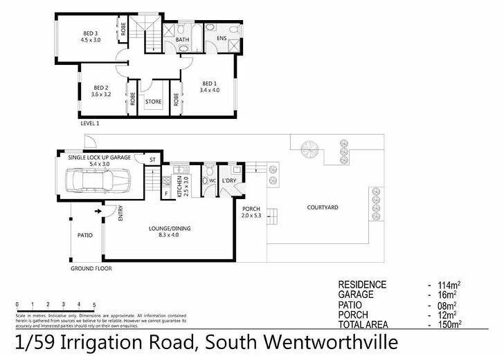 1/59 Irrigation Road, South Wentworthville 2145, NSW Duplex_semi Photo