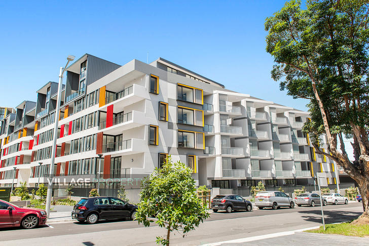 517B/118 Bowden Street, Meadowbank 2114, NSW Apartment Photo