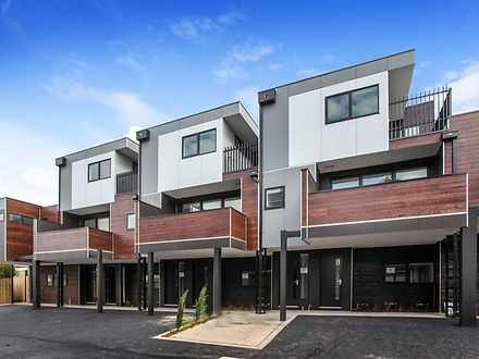 8/25 Somerville Road, Yarraville 3013, VIC Townhouse Photo