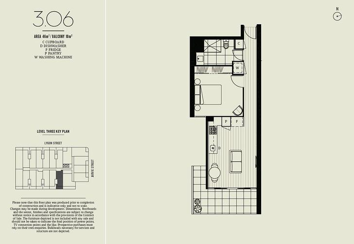 306/182-206 Lygon Street, Brunswick East 3057, VIC Apartment Photo