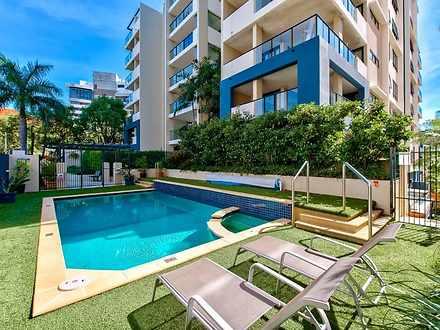 287 Wickham Terrace, Spring Hill 4000, QLD Apartment Photo