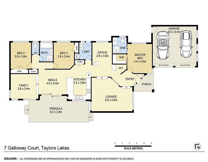 7 Galloway Court, Taylors Lakes 3038, VIC House Photo
