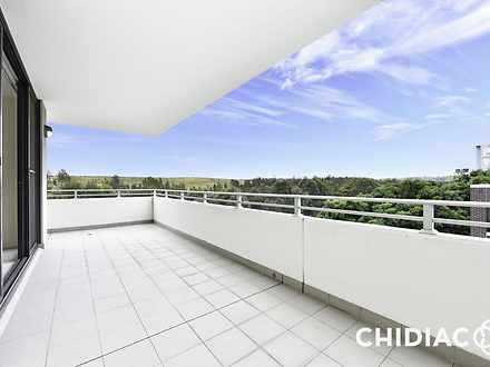 512/27 Hill Road, Wentworth Point 2127, NSW Apartment Photo