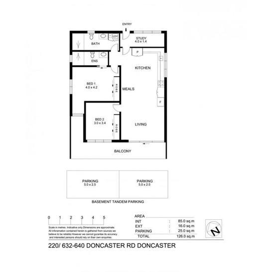 220/632 Doncaster Road, Doncaster 3108, VIC Apartment Photo