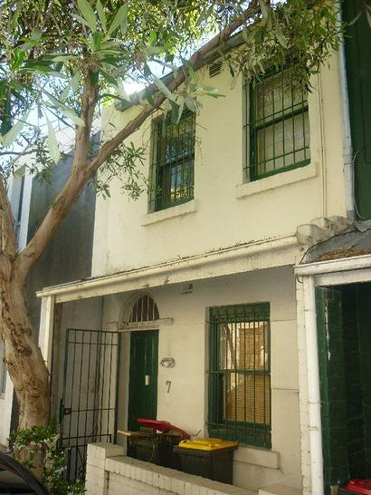 7 Denham Street, Darlinghurst 2010, NSW Terrace Photo