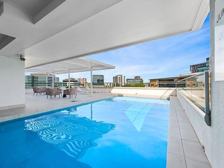 1204/510 St Pauls Terrace, Bowen Hills 4006, QLD Unit Photo