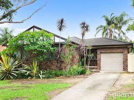 14 Mediati Avenue, Kellyville 2155, NSW House Photo