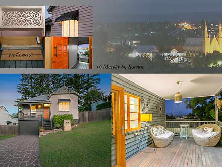 16 Murphy Street, Ipswich 4305, QLD House Photo