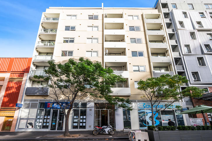 404/67 Bouverie Street, Carlton 3053, VIC Apartment Photo