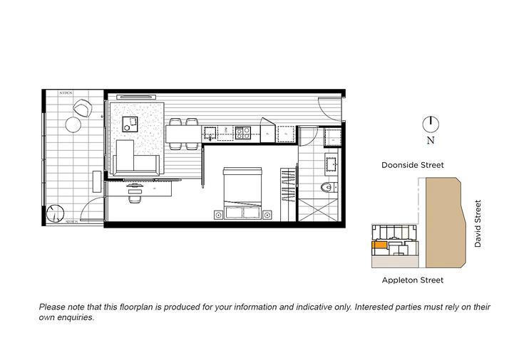 403/39 Appleton Street, Richmond 3121, VIC Apartment Photo