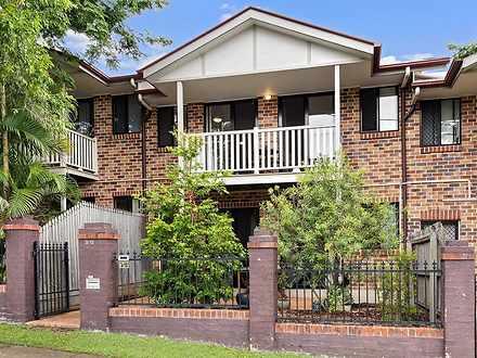 3/12 Newton Street, Coorparoo 4151, QLD Townhouse Photo