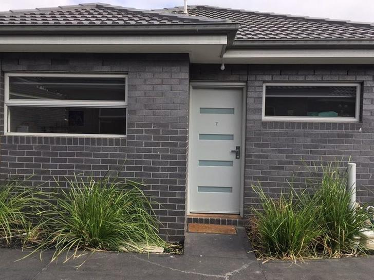 7/48-50 Stanhope Street, West Footscray 3012, VIC Unit Photo