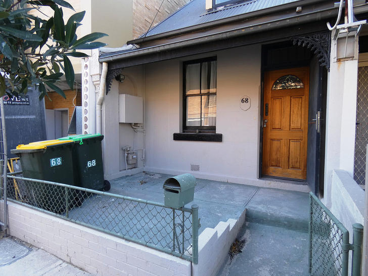 68 Constitution Road, Dulwich Hill 2203, NSW House Photo