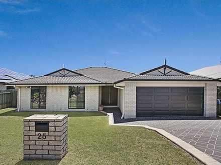 25 Balonne Drive, Glenvale 4350, QLD House Photo