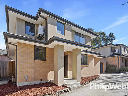 2/14 Tallent Street, Croydon 3136, VIC Townhouse Photo