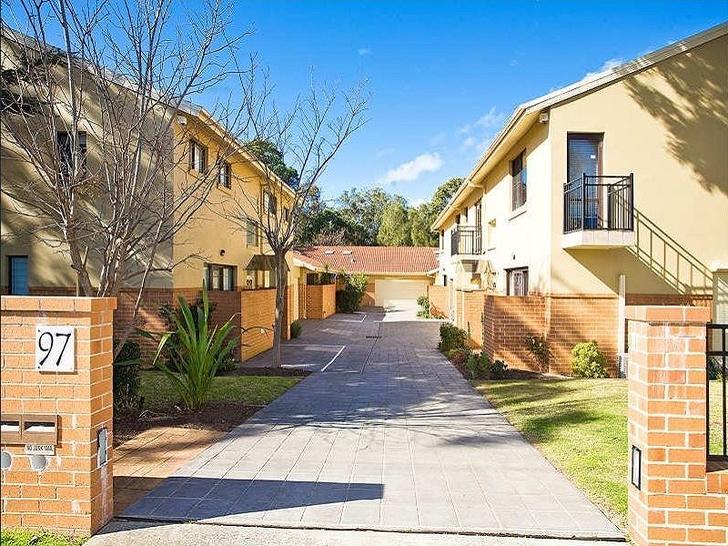 4/97 Napoleon Street, Sans Souci 2219, NSW Villa Photo