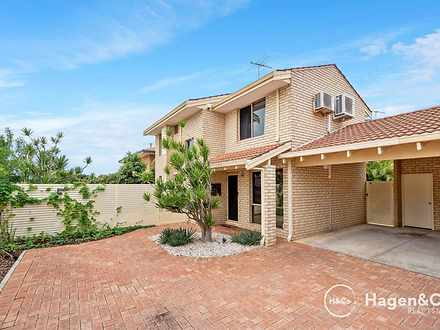 3/32 Ramsdale Street, Doubleview 6018, WA Townhouse Photo