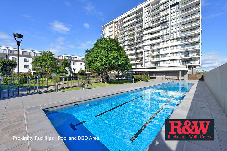 A405/35 Arncliffe Street, Wolli Creek 2205, NSW Apartment Photo