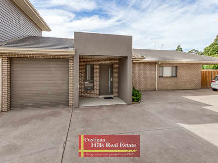 4/50 Farnham Road, Quakers Hill 2763, NSW Townhouse Photo
