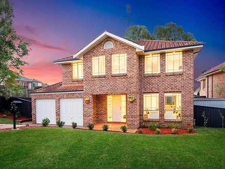 4 Friendship Avenue, Kellyville 2155, NSW House Photo