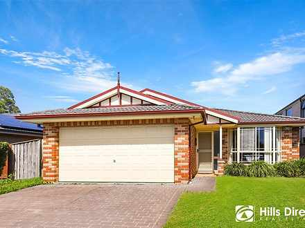 8 Biscay Grove, Kellyville Ridge 2155, NSW House Photo