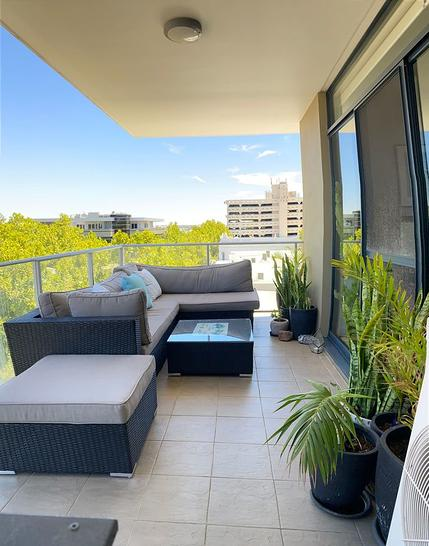 501/48 Outram Street, West Perth 6005, WA Apartment Photo