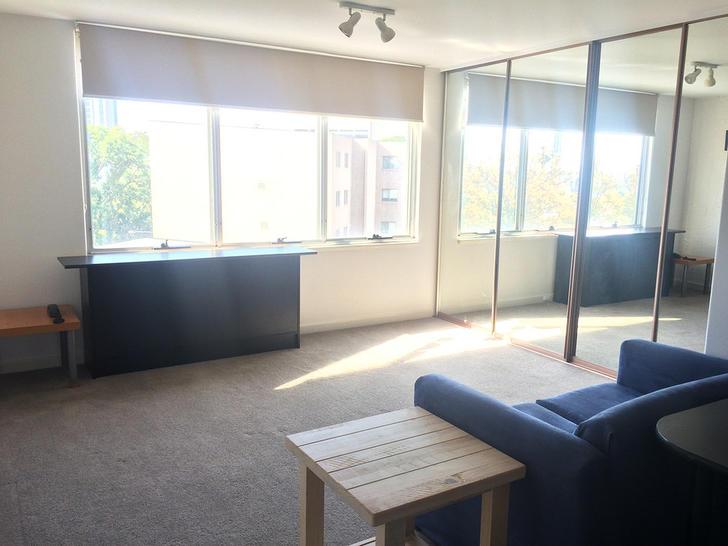 35/60 Forrest Avenue, East Perth 6004, WA Studio Photo