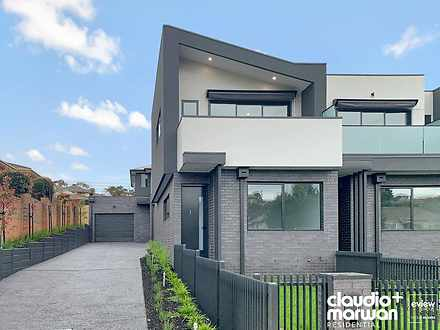 1/652 Pascoe Vale Road, Oak Park 3046, VIC Townhouse Photo