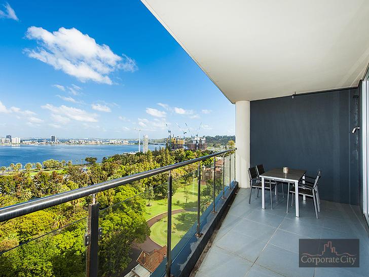 85/22 St Georges Terrace, Perth 6000, WA Apartment Photo