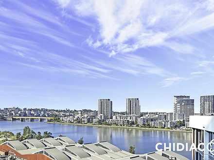 1105/18 Footbridge Blvd, Wentworth Point 2127, NSW Apartment Photo